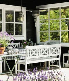 home visit: tiny summer cabin in sweden