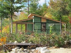 Pondering passive solar cottage for Maine