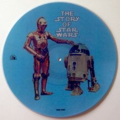 The Story of Star Wars Picture Disc LP Vinyl by ThisVinylLife