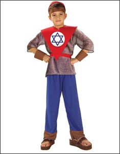 20 Costumes That Will Earn You a Halloween Beating | Cracked.com Super Jew Halloween costume