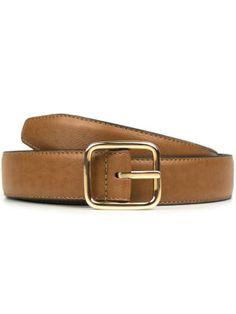 Wills Vegan Shoes Mens D-Ring 3cm Belt Tooled Black Vegan Leather
