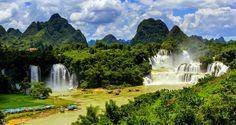 Ban Gioc – Detian Falls (Chiny/Wietnam)