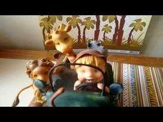 Safari, bichinhos da floresta topo de bolo - YouTube