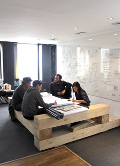 the vil creative office by domaen in pasadena ca office