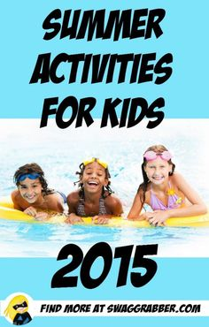 Summer is quickly approaching! If you are looking for ways to keep the kiddos entertained this summer (without breaking the bank) check out our list of FREE or super cheap things to do with kids! - See more at: http://www.swaggrabber.com/freebies-all/2015-list-of-summer-activities-for-kids-either-free-or-super-cheap#sthash.et4EcZ1L.dpuf