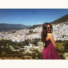 Chefchaouen, Morocco   #morocco #marrakesh #fes #city #mountains #chefchaouen #assilah #travel #north #africa #traveller #instatravel #view #explore #wanderlust #adventure #traveltheworld #travelblog #triplookers #worlderlust