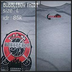 ini dia catalog terbaru bubbleboy :)