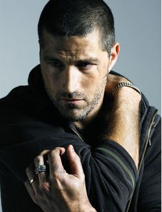 Matthew Fox, in anything.