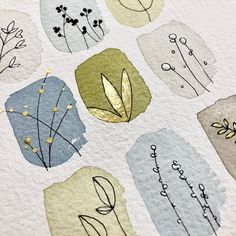 Art Inspo Abstract Paintings Ceramics Doodle Art ABSTRACT Art Ceramics doodle art for beginners Inspo paintings Wreath Watercolor, Watercolor And Ink, Watercolor Flowers, Drawing Flowers, Painting Flowers, Simple Watercolor Paintings, Abstract Paintings, Indian Paintings, Oil Paintings