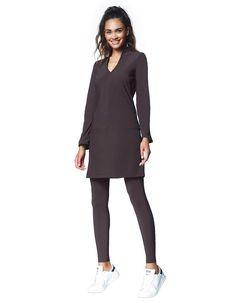 Stella - hazel - Jersey lycra tunic dress € 169,- Maat M is goed.