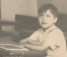 children of the holocaust   Holocaust survivor remembers his escape from Nazi Germany 74 years ago ...