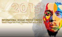 Concurso Internacional de Reggae Poster