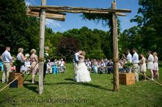 Shayna & Scott are Married – Bayfield, Ontario & Hessenland Country Inn Bayfield Ontario, Lakeside Wedding, Wedding Designs, Wedding Ideas, Wedding Ceremony, Park, Country, Events, Weddings