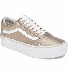 23194b7bca4e2d Main Image - Vans Old Skool Platform Sneaker (Women) Platform Vans
