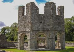 Mellifont Abbey, Co. Louth.