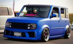 Nissan, Toasters, Cube Design, City Car, Jdm, Sport, Awesome, Vehicles, Cubes
