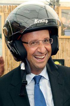 L'homme au scooter