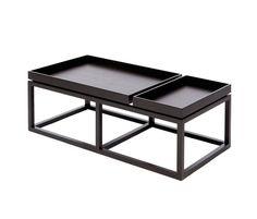 Tray sofa table di NORR11 | Tavolini da salotto