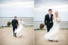 Hochzeit in Hamburg an der Elbe | Friedatheres.com  Fotos: Annie Rohse