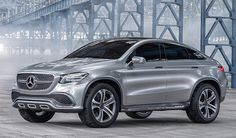 The new Mercedes-Benz Concept Coupé SUV debuted this week at the Beijing Auto Show. This concept model combines the best elements of coupe and SUV in one. Mercedes Benz Coupe, Gls Mercedes, Mercedes Benz Autos, Bmw X6, Mercedes Concept, Carl Benz, Automobile, Mercedez Benz, Motor Car