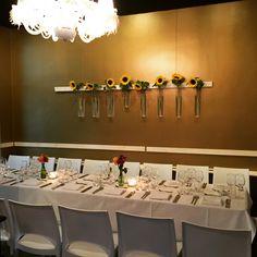 Neulich im #BistroKitchen53gradNord. #Birthday #dinner #menu #deko @veranstaltungsmanufakturhamburg #catering #hamburg #location #style #TraiteurWille