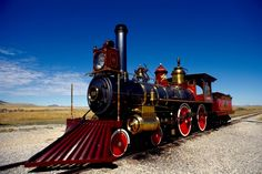 For some people, collecting toy trains isn't just another hobby or interest; The concept of collecting toy trains has been around for centuries. Nearly everyone has some type of connection to toy trains, whether it Locomotive Diesel, Steam Locomotive, Train Wallpaper, Hd Wallpaper, Utah, Old Steam Train, Train Posters, Union Pacific Railroad, Bonde