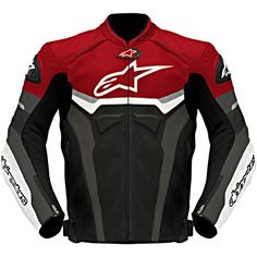 Alpinestars Celer Leather Jacket http://www.allmenstyle.com/alpinestars-celer-leather-jacket/