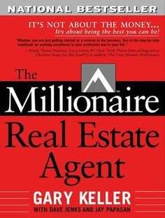 A must read for all Realtors and for anyone looking to grow a business!