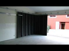 Garador Canopy and Retractable Garage Doors - Product Showcase - YouTube