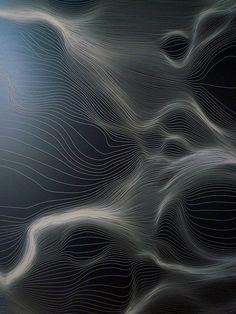 Grid Distortion Alu 025 by watz, via Flickr