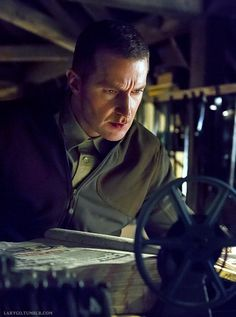 Richard Armitage as Francis Dolarhyde in Hannibal (2015)