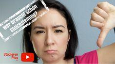 Kanal kostenlos abonnieren: https://www.studierenplus.de/youtube Siehst du es auch so, dass die Gleichstellung von Frauen völlig überzogen ist? So habe ich a...