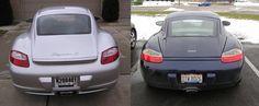 Cayman S, Z Arts, Porsche, Porch