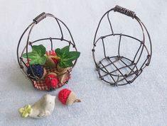 ワイヤーバスケット(かご)の作り方