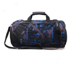 PPD MMA Gym Bag. Chinese Brand Men Travel Bags Fashion Kit Bucket Shoe Bags  Weekend Women ... 8d263cbb4aed5