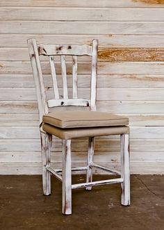 Cadeira provence com almofada