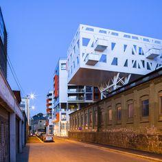 Gallery - The Iron Foundry / LINK Arkitektur - 7