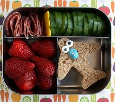 Bento Lunches for Babies & Toddlers | this one actually looks doable...
