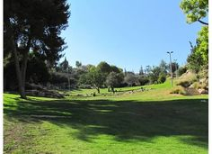 Valley of Ben Hinnom - Now a peaceful, shaded, family park. In the days of Jeremiah, this valley was the location of the Temple of Molech where children were sacrificed and priests drowned out their screams by beating drums. In Jesus' day it was called Gehenna, the City's landfill, which was always burning (Matt 5:22; 10:28; Lk 12:5; Jas 3:6)