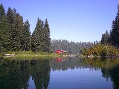 Hoodview campground timothy lake oregon http www for Clear lake oregon fishing