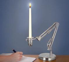 Candle Poise Desk Lamp Desk Lamps