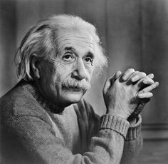 Albert Einstein was a theoretical scientist. He found a lot of interesting things fx that the sunshine is waves and thereby inventing the foundation of solar panels.