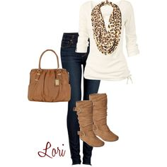 For a relaxing night out...Untitled #104, created by lori-347 on Polyvore