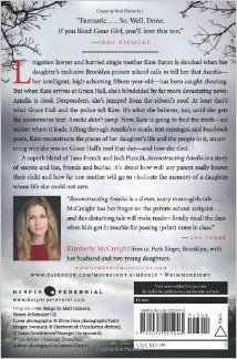 Reconstructing Amelia: A Novel: Kimberly McCreight: 9780062225443: Amazon.com: Books