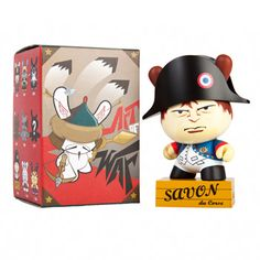 Dunny Art of War : Blind Box