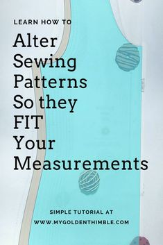 Sewing For Beginners Learning Sewing pattern drafting. Learn to Grade or Altering Sewing Patterns with this simple tutorial. Now you can use multiple sizes of one sewing pattern. Sewing Hacks, Sewing Tutorials, Sewing Crafts, Sewing Tips, Sewing Ideas, Pattern Drafting Tutorials, Sewing Lessons, Sewing Basics, Fat Quarter Projects
