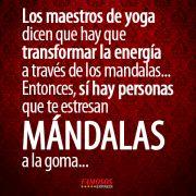 Dominguito para practicar yoga