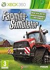 /** Priceshoppers.fr **/ Farming Simulator 2013 Xbox 360 * NEW SEALED PAL *