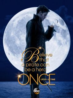 """Adam Horowitz via Twitter: """"Since y'all are such awesome fans, here's a peek at our new cast posters. First up: # Hook # onceuponatime # savehenry pic.twitter.com/82MdDsRdgT"""""""