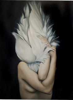 #tulipcrest #amyjudd #painting #art